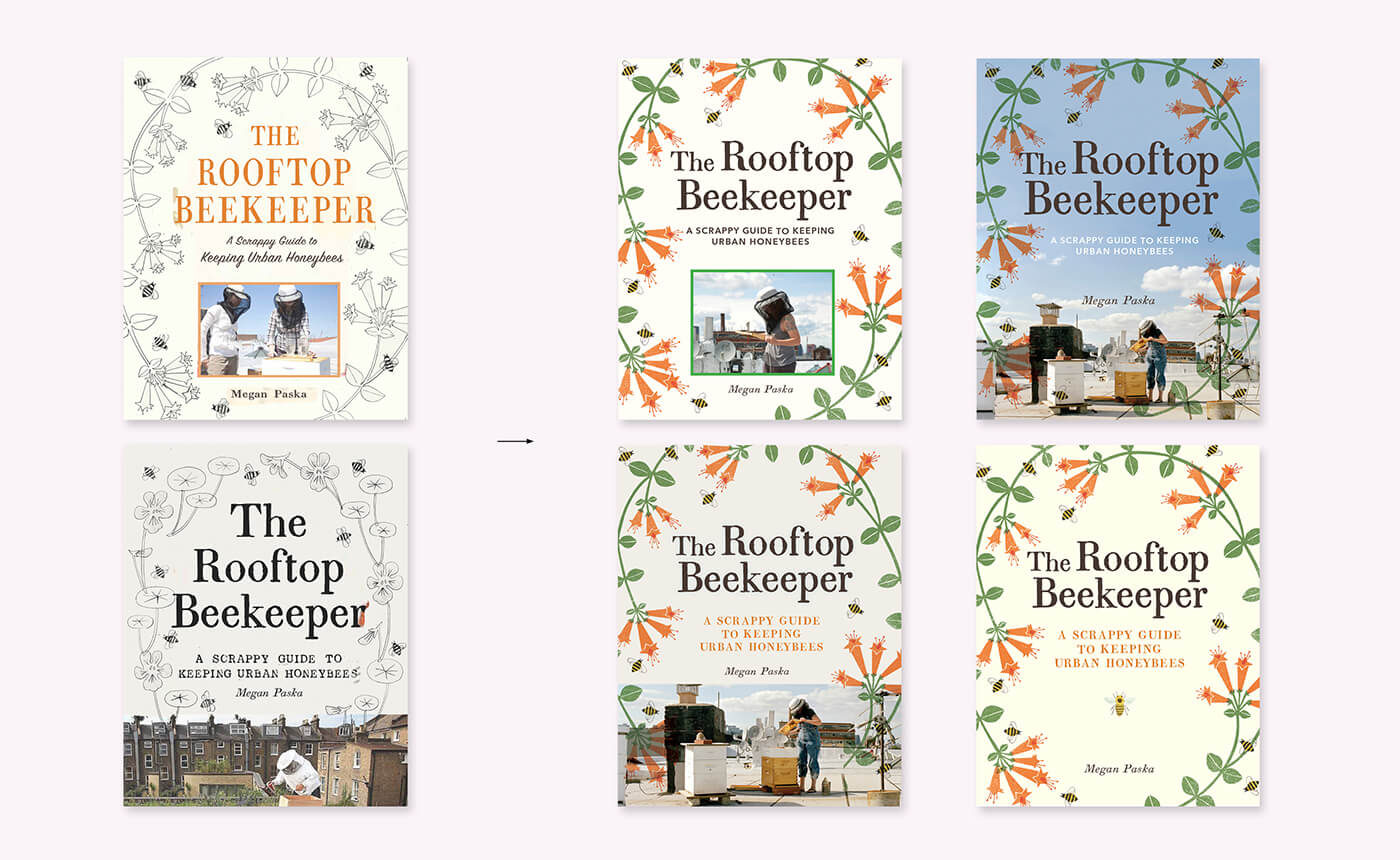 The Rooftop Beekeeper book details
