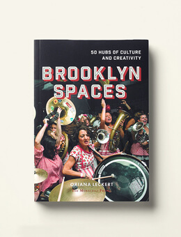 Brooklyn Spaces cover